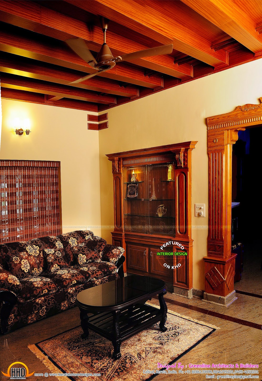 News and article online kerala interior design for Home design news