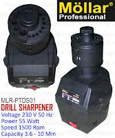 Jual Asah Mata Bor - Jual Drill Sharpener Mollar - Jual Drill Sharpener Bekasi