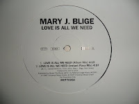 Mary J. Blige – Love Is All We Need (Promo VLS) (1997)