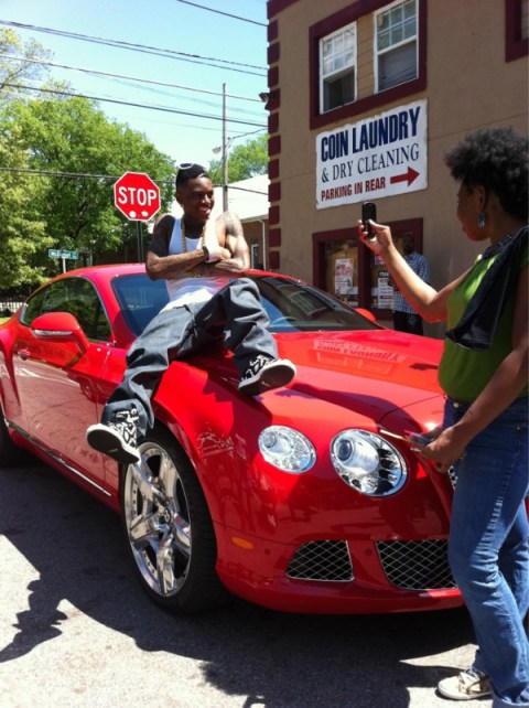 Soulja Boy Cars Rented