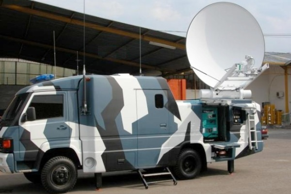 CMOV (Central Monitoring and Observation Vehicle)