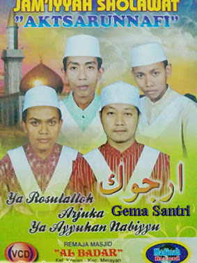 Album Mp3 Group Aksarunnafi' Al-Banjari-gemasantri