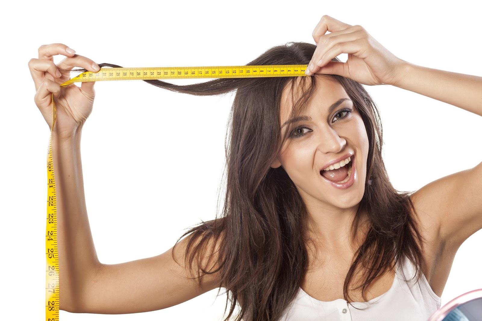 Как быстро растут длинные волосы