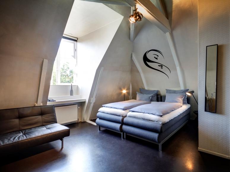 hotel con encanto en Amsterdam con un interior diferente y original chicanddeco