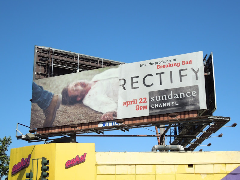 Rectify season 1 billboard