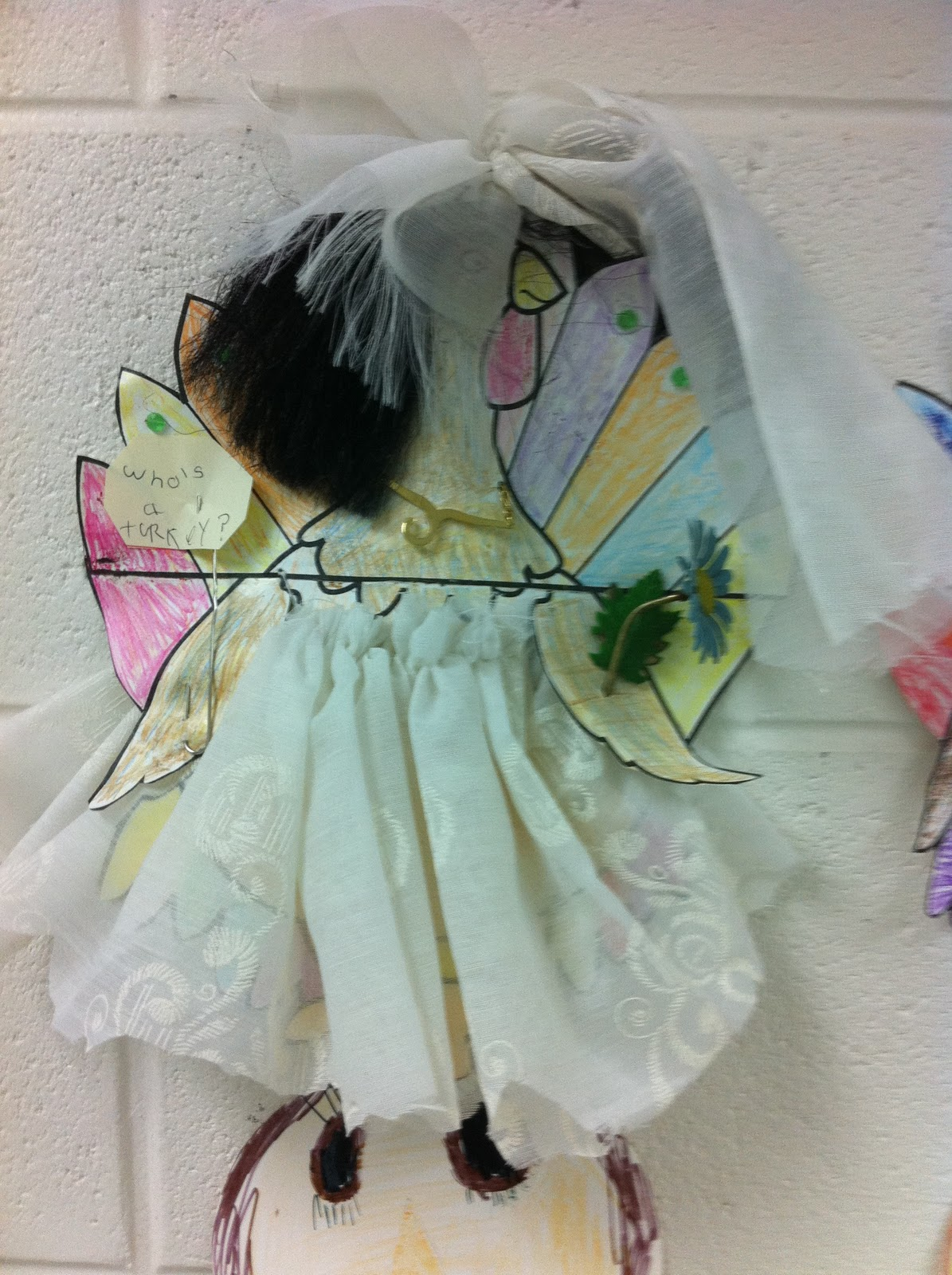How to decorate and hide the turkey - Bride Turkey