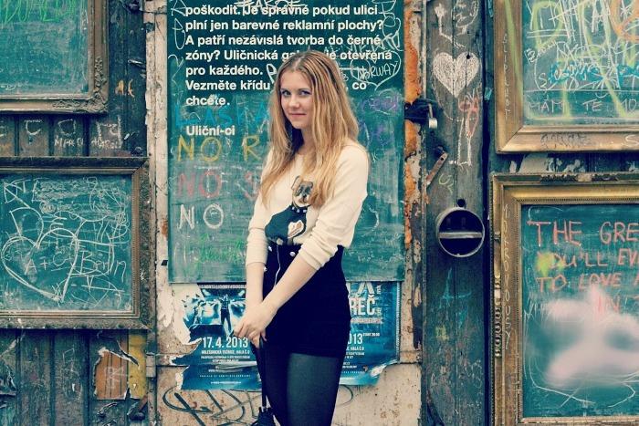 Lucie srbová, blogerka, umění, moulin rouge