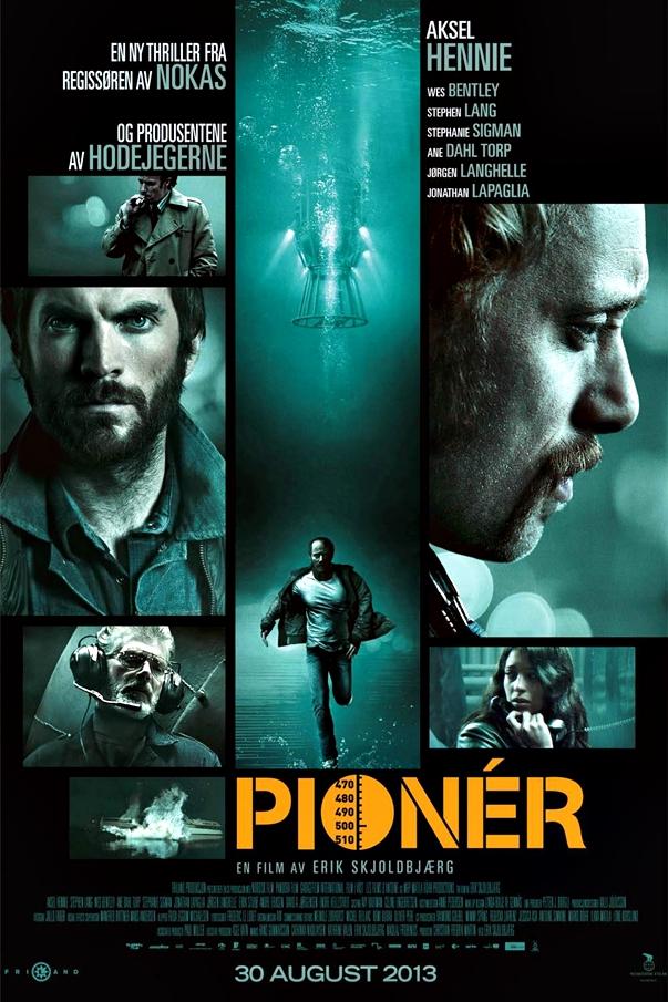 Póster de Pioneer, de Erik Skjoldbjærg