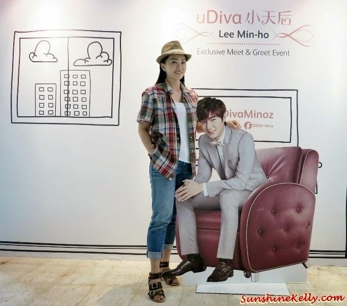 Lee Min-Ho, Osim uDiva