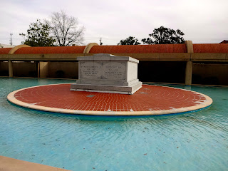 Martin Luther King gravesite
