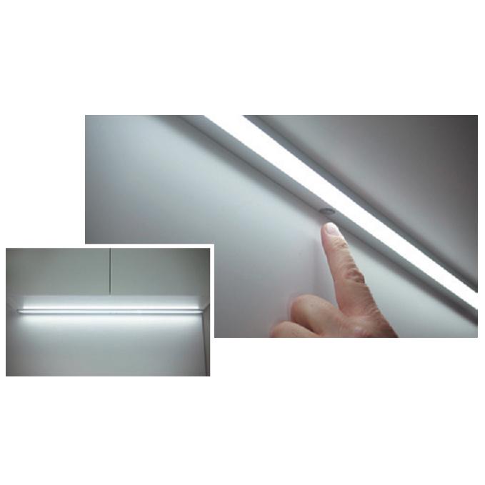 Regleta led armario cocina luz iluminaci n tu cocina y ba o - Iluminacion cocina led ...