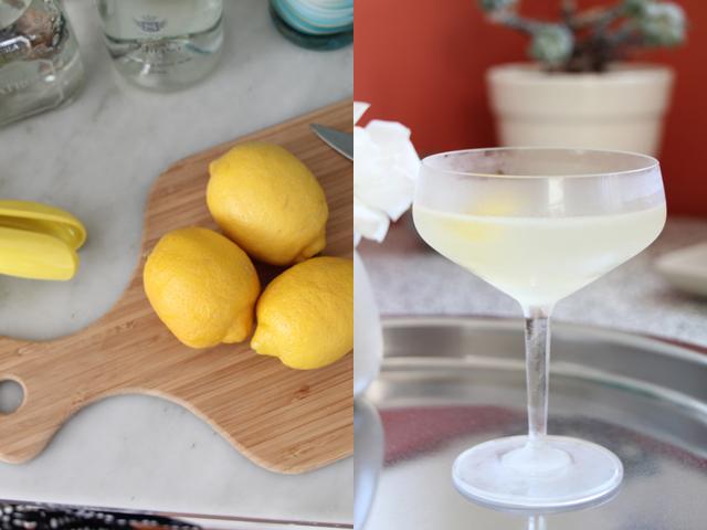 Dimmi Italian Liqueur Cocktail