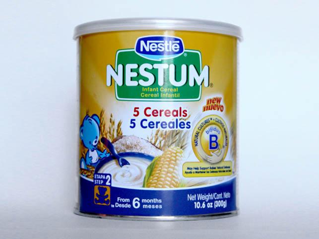 Nestum Cereal by Nestlé
