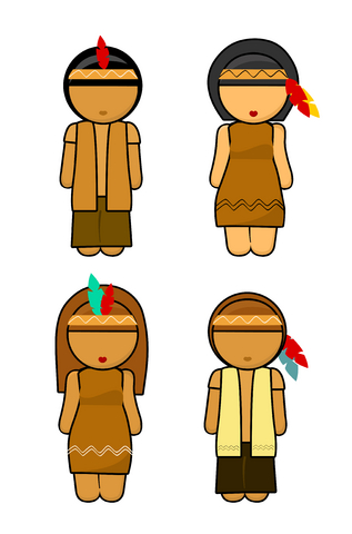 Gettin 39 skooled thanksgiving unit study for Native american thanksgiving crafts