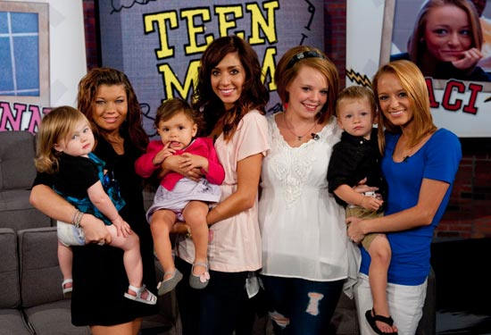 Teen Mom S03E08 Taking It Up a Notch