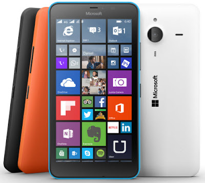 Microsoft Lumia 640 XL complete specs and features