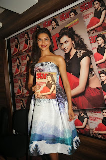 Actress Deepika Padukone Latest Pictures at Starweek Magazine Diwali Special Edition Launch 0028.jpg
