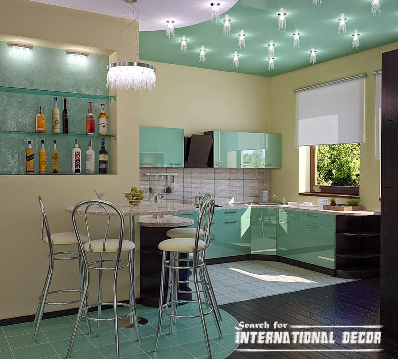 kitchen lighting ideas and designs - Kitchen Overhead Lighting Ideas