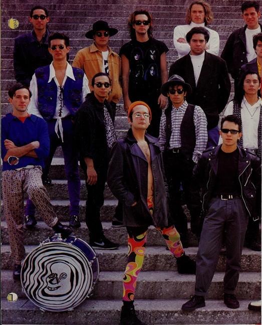 Rockeros mexicanos 1