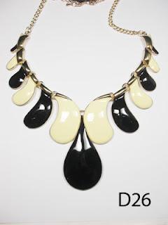 kalung aksesoris wanita d26