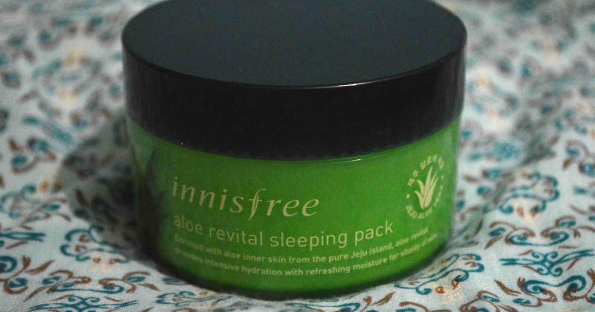 Innisfree Aloe Revital Skin Mist Vs Nature Republic