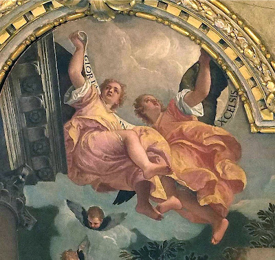 Veronese chapel of the rosary 2