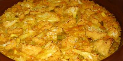 recetas de cocina arroz y bacalao
