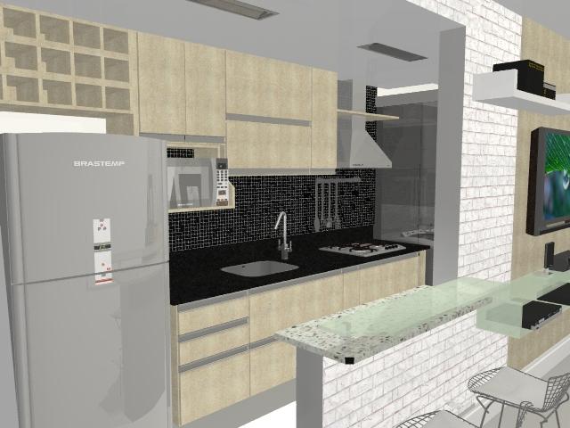 Cozinhas planejadas Cozinhas pequenas planejadas # Armarios Para Cozinha Planejada Pequena