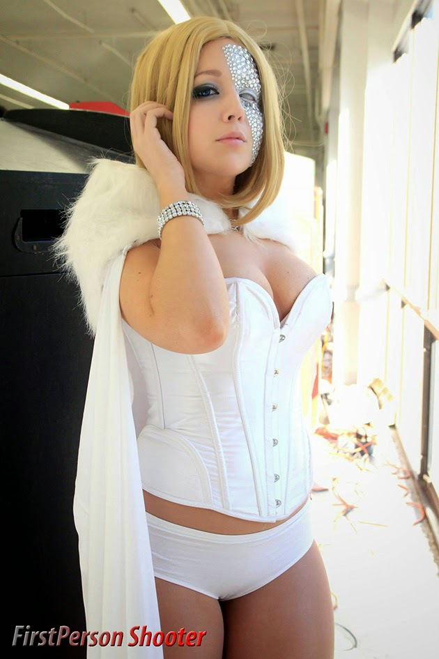 Cosplay Emma Frost