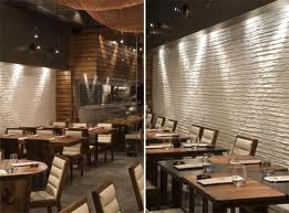 Wood Japanese Restaurant Interior Design