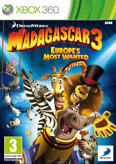 Madagascar 3 - Europe's Most Wanted Xbox 360 Game Review