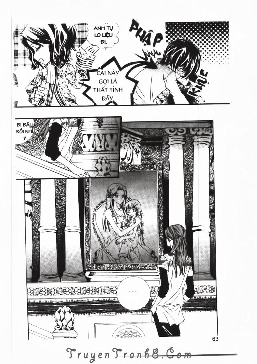 A Kiss For My Prince - Nụ Hôn Hoàng Tử Chapter 24 - Trang 28