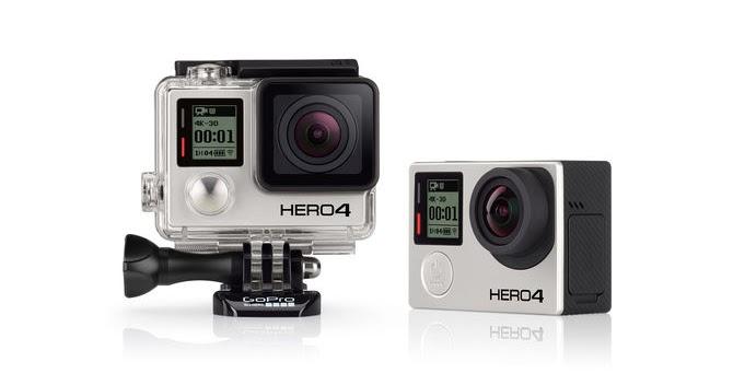 GoPro HERO4 la Action Cam che anche un fotografo dovrebbe avere