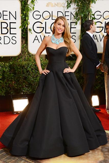 Golden Globes 2014 best dressed list