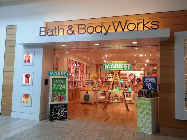 Ma première visite dans un magasin Bath and Body Works !