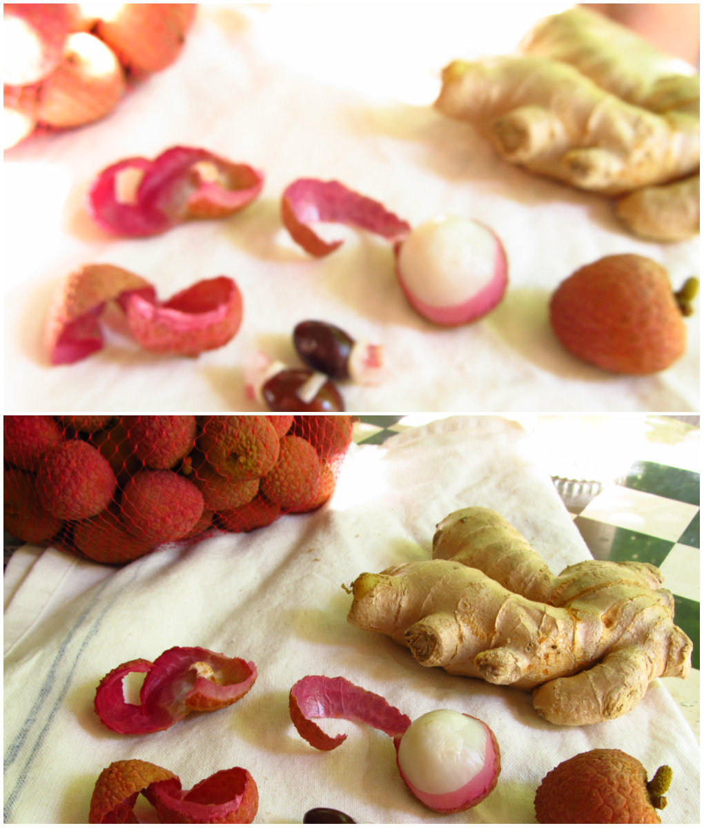 Iced Lychees Recipes — Dishmaps