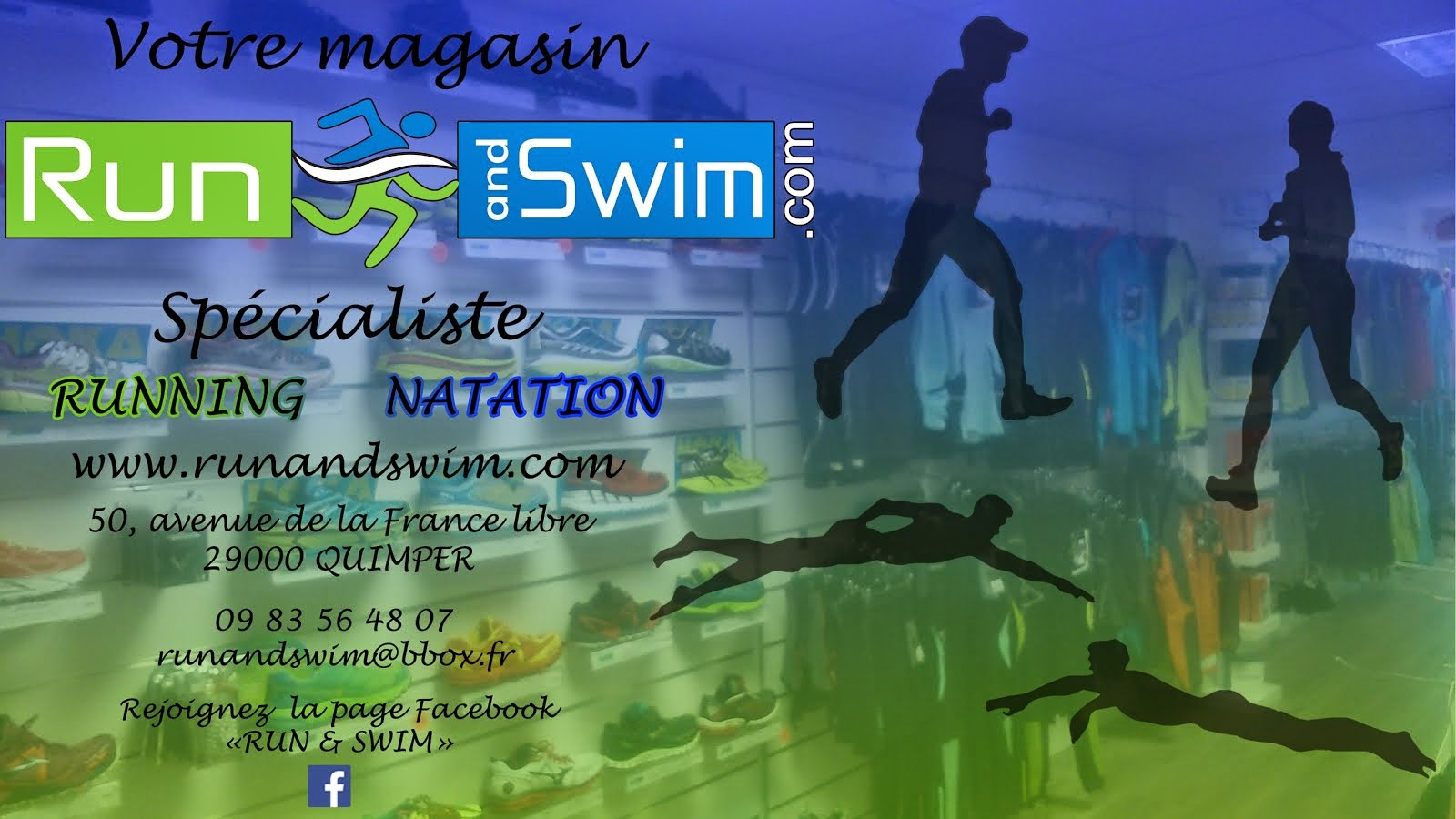 Run & Swim Quimper notre partenaire