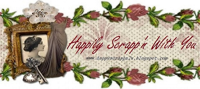 Happily Scrapp'n with You
