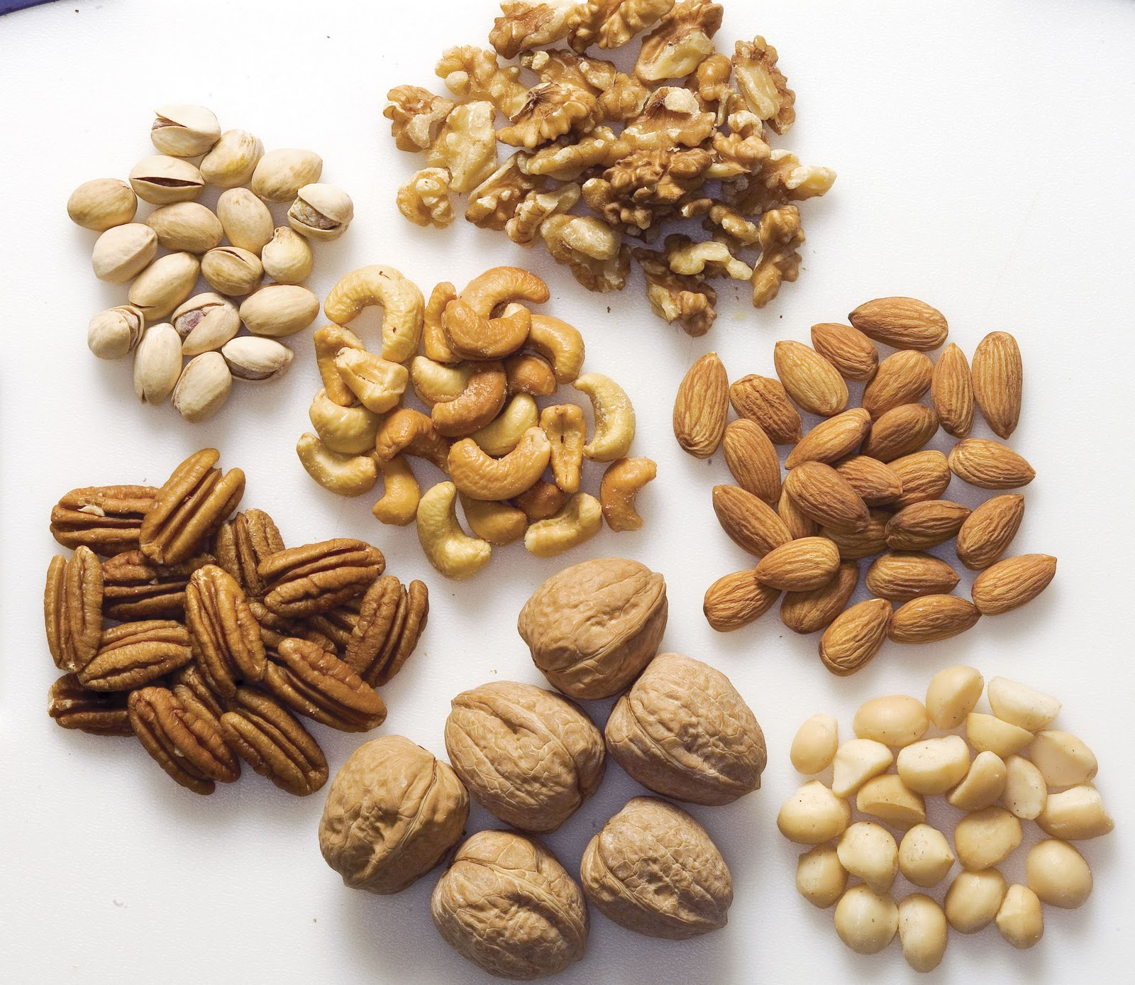 The most useful nuts. Types of nuts. Benefit and harm 16