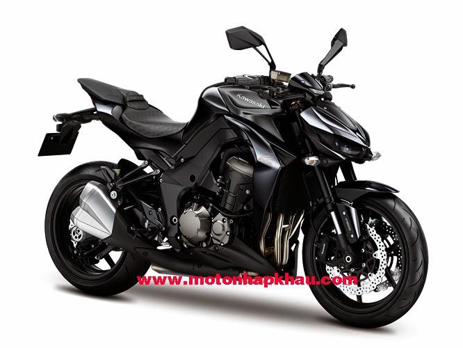 Kawasaki Z1000 ABS 2015 Mau Den