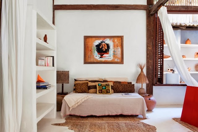 amenajari, interioare, decoratiuni, decor, design interior, casa de vacanta, casa la mare, dormitor,