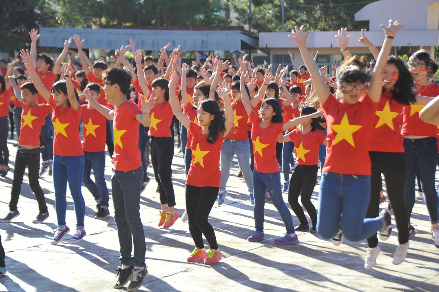 TP. Pleiku: Tổ chức Hội thi dân vũ học đường