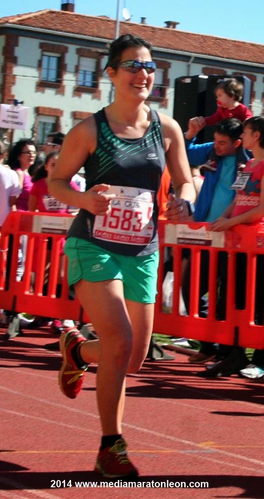mi primera media maraton leon