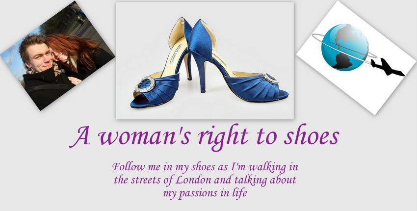 A woman&#39;s right to shoes