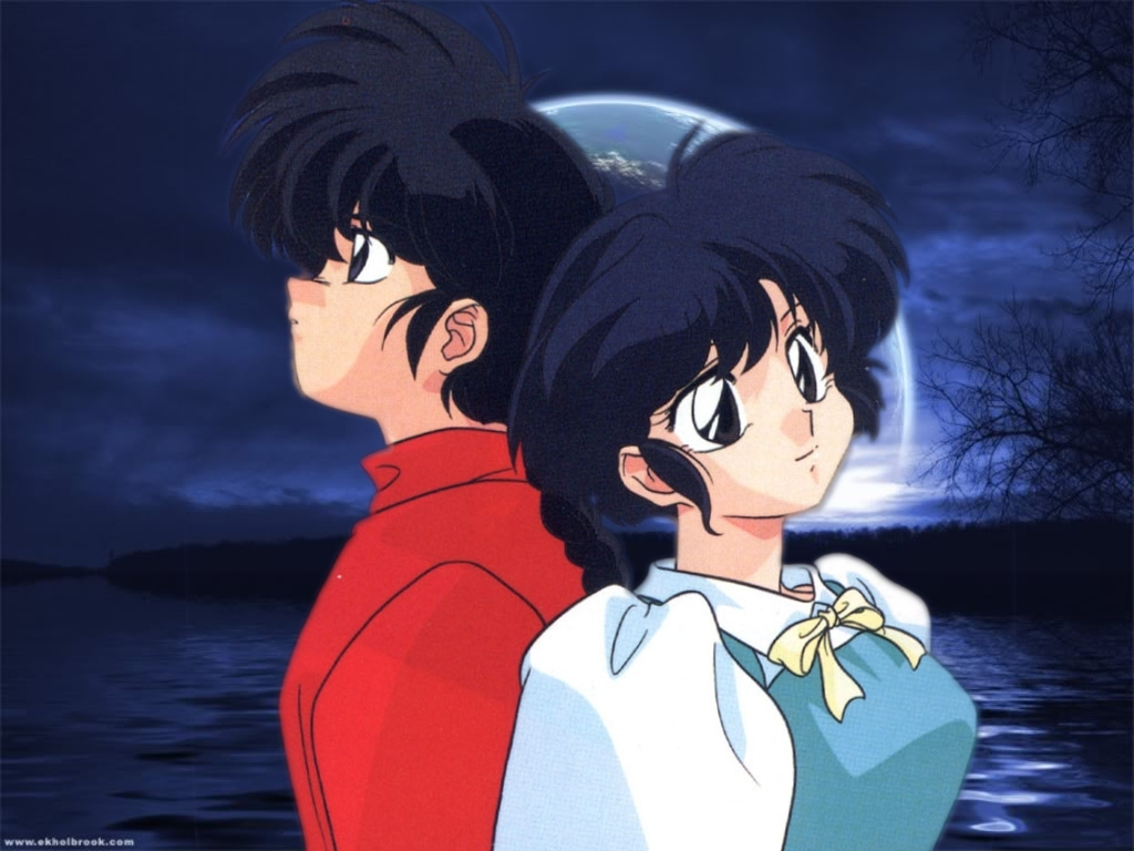 Ranma Akane Adventures Anime