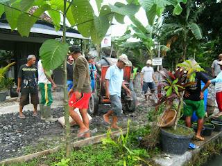 Gotong Royong Banaran Munggung Karangdowo