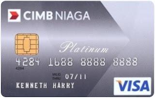 kartu kredit cimb niaga visa platinum