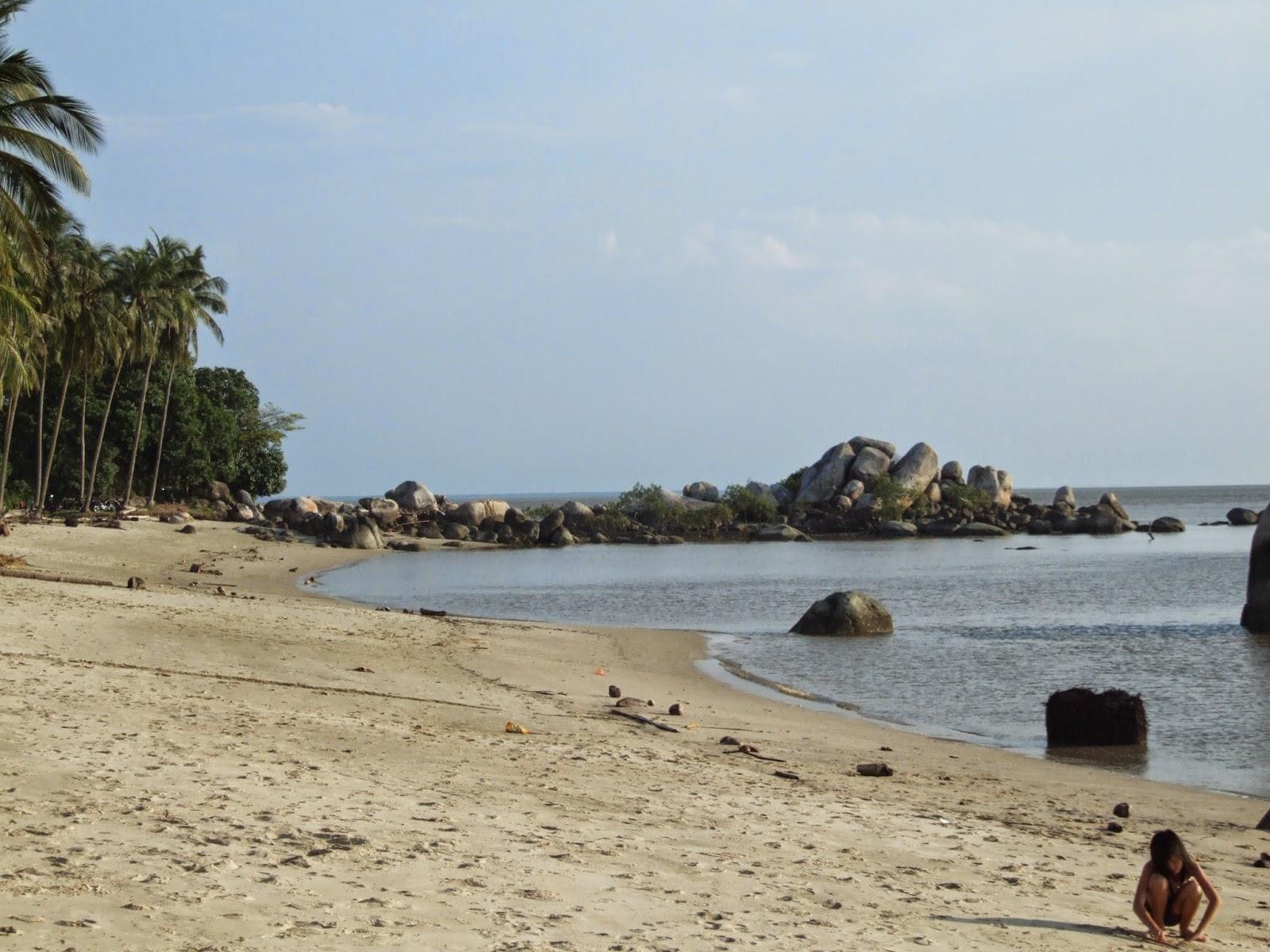 Pantai Pelawan, Tanjung Balai Karimun