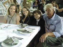 Liliane e família