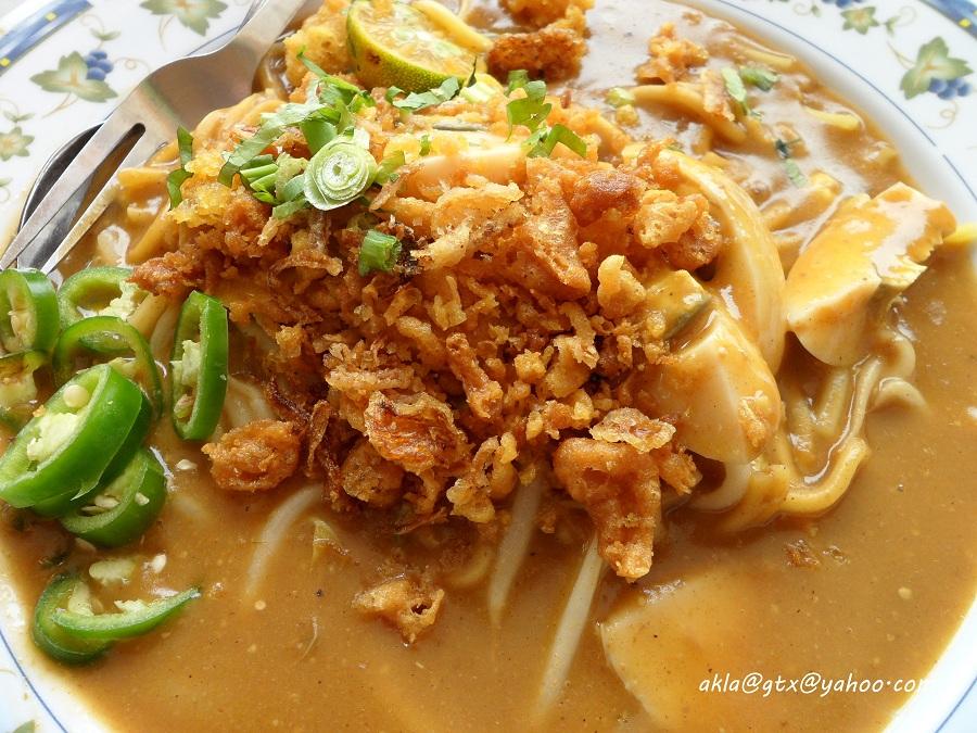 Mee Rebus Hj. Wahid @ Restoran N & Z, Taman Rinting